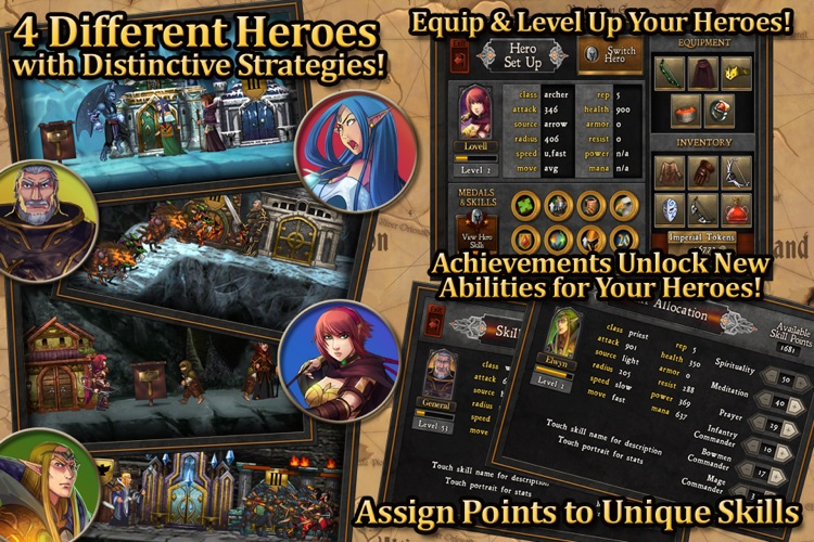 Defender Chronicles II: Heroes of Athelia