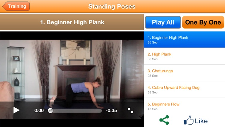 Daily Hatha Yoga screenshot-2