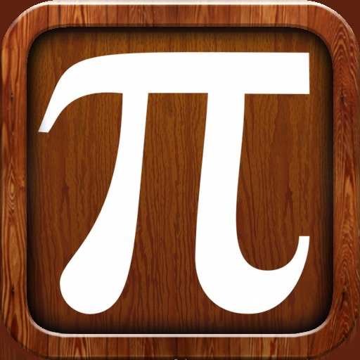 Pi to 1 Million Digits for iPad