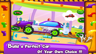 Little Car Builder- Tap to Make New Vehicles In Your Amazing Auto Factory-0