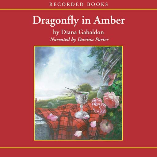 Dragonfly in Amber (Audiobook)