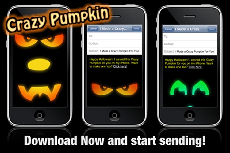 Crazy Pumpkin screenshot-4