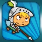 Nimble Knights Rage : A Free Castle Wall Dash with Dragons Game icon
