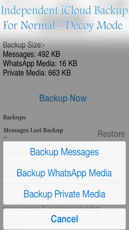 Password4U for Viber,WhatsApp,Private Media screenshot-4