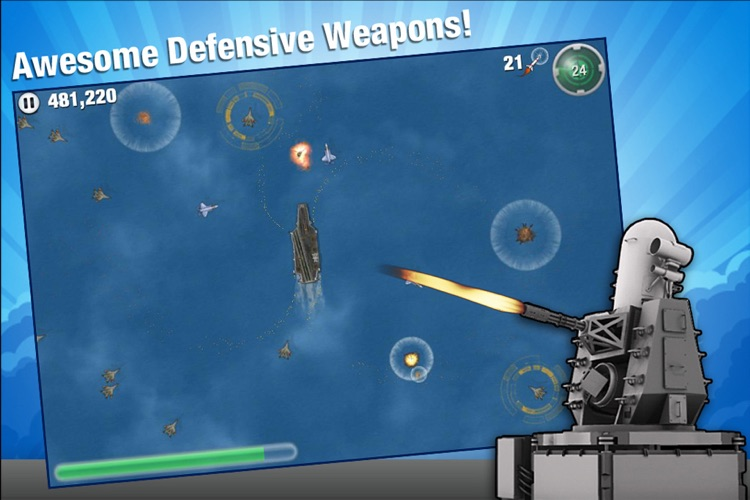 2XL Fleet Defense screenshot-4