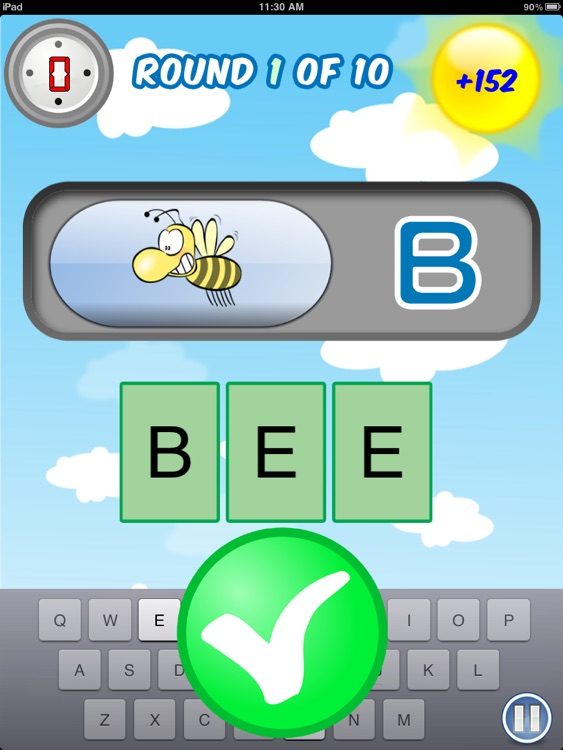 Active Typing Bee screenshot-3