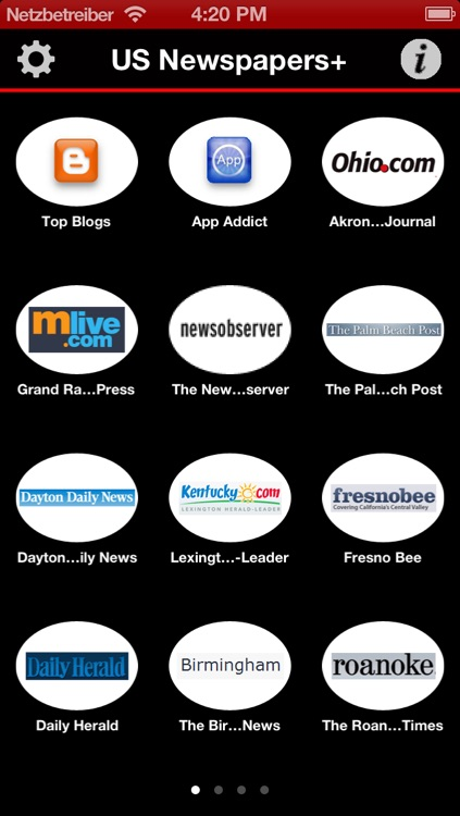 US Newspapers Plus ( sunflowerapps )