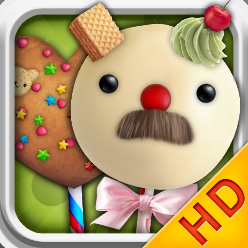 Cake Pops HD-Cooking game