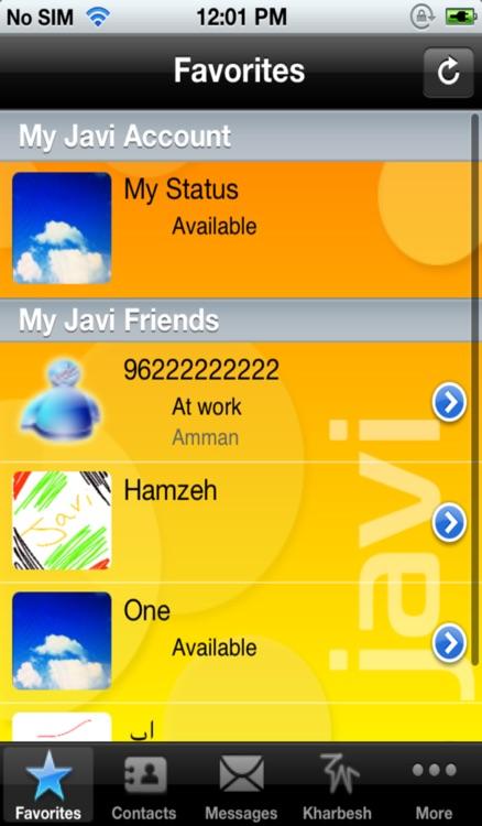 Javi screenshot-0