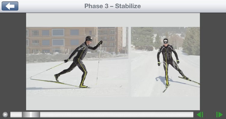 Cross-country skiing – Technique screenshot-3