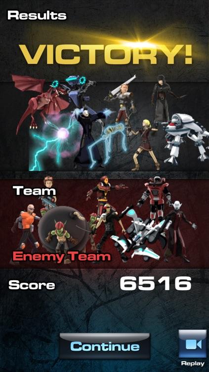 Aeon Hero Wars screenshot-4