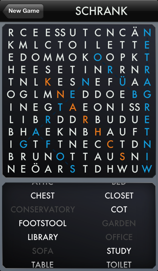 Mega Multilingual Word Find by Accioのおすすめ画像2