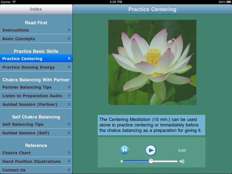Chakra Balancing & Energy Healing screenshot-3