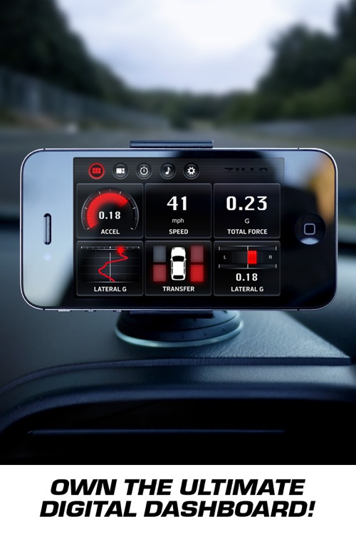 Zilla: Digital Dashboard & HUD - The Ultimate In-Car Upgrade.