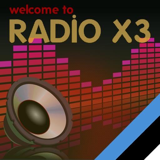 Raadiod Eestist - X3 Estonia Radio