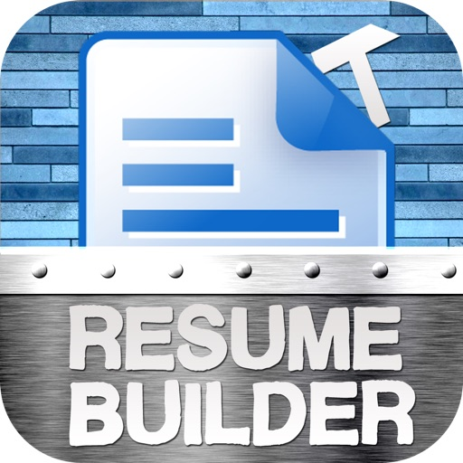 Resume Builder - The quick and easy resume/cv maker