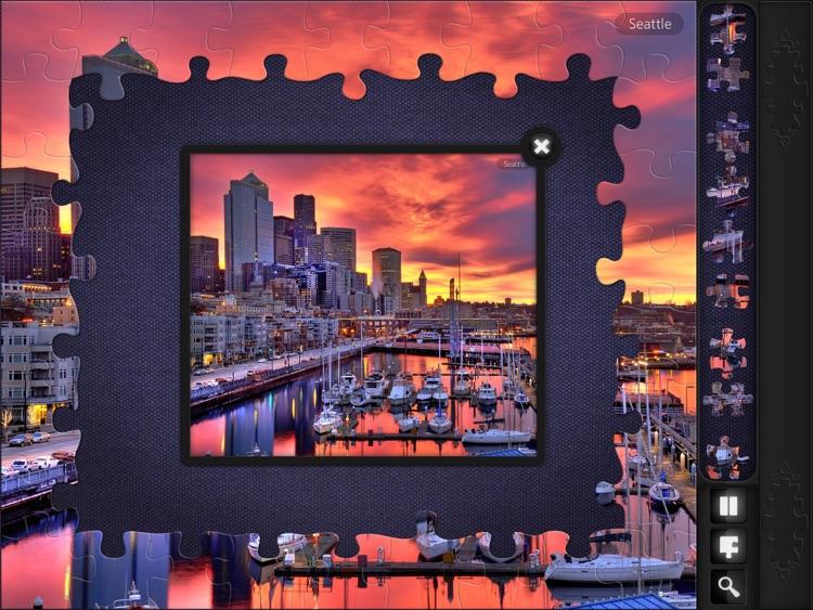 Jigsaw Puzzles: USA screenshot-4
