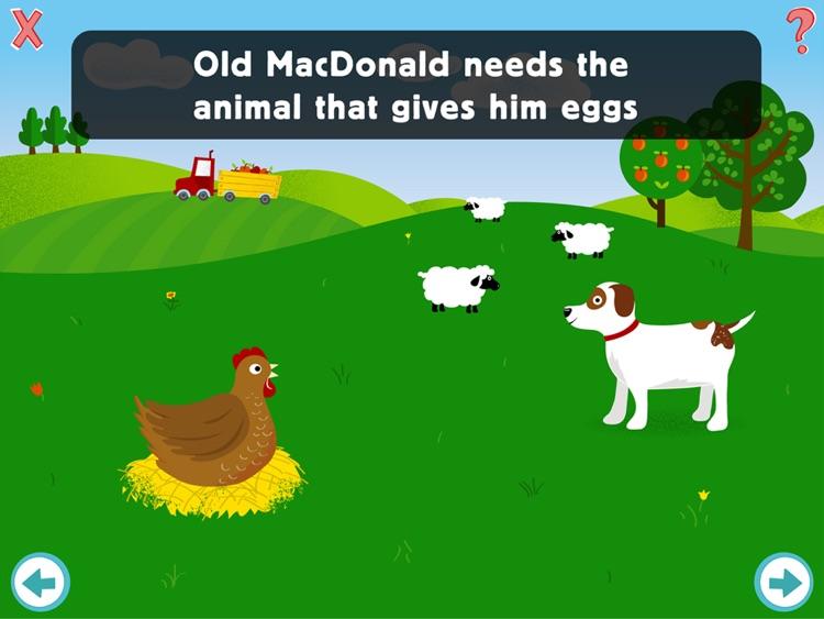 Old MacDonald for iPad