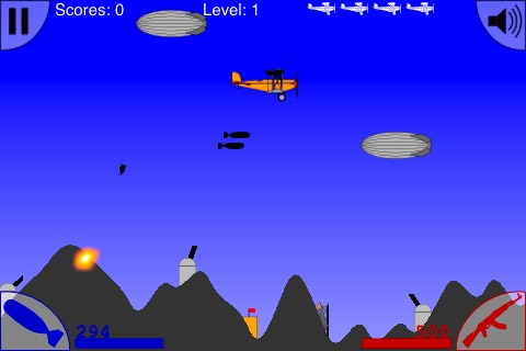 Bomber Zone Lite (FREE) screenshot-2