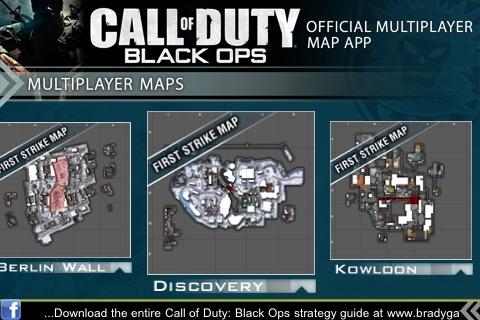 COD Black Ops MP Map App screenshot-4