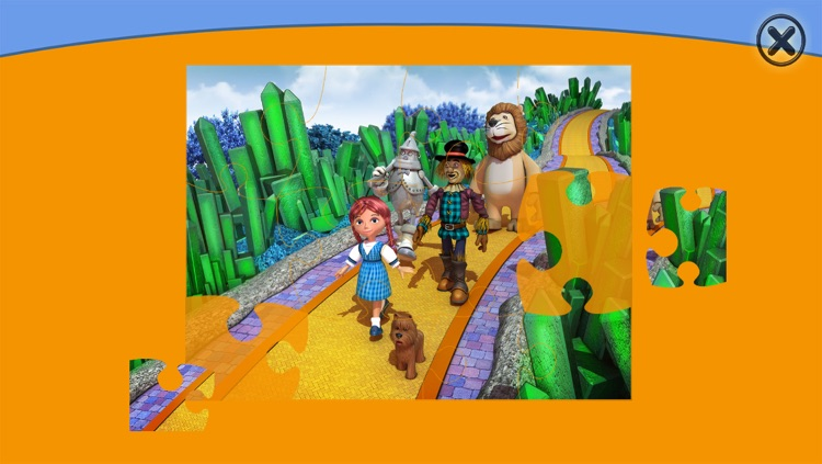 Wizard of Oz - Book & Games (Lite) screenshot-3