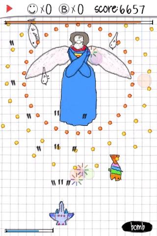 A_Doodle_Flight Lite screenshot-4