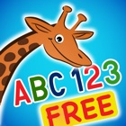 Animal numbers and letters FREE icon
