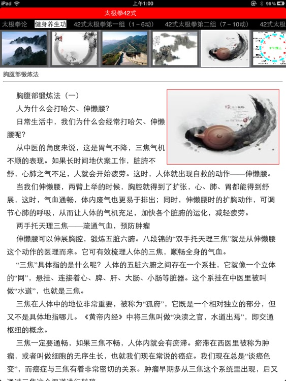 太极拳42式 screenshot-4