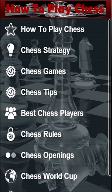 How To Play Chess - Learn How To Play Chess Today by Noel O Brien