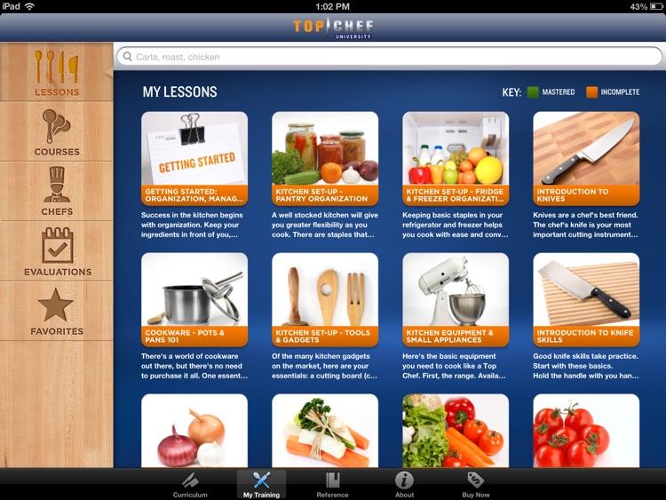 Top Chef University screenshot-4