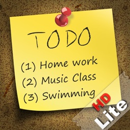 To-Do Smart Notes HD Lite