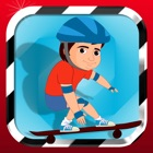 Awesome Skateboard Run icon