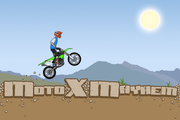 Moto X Mayhem screenshot-0