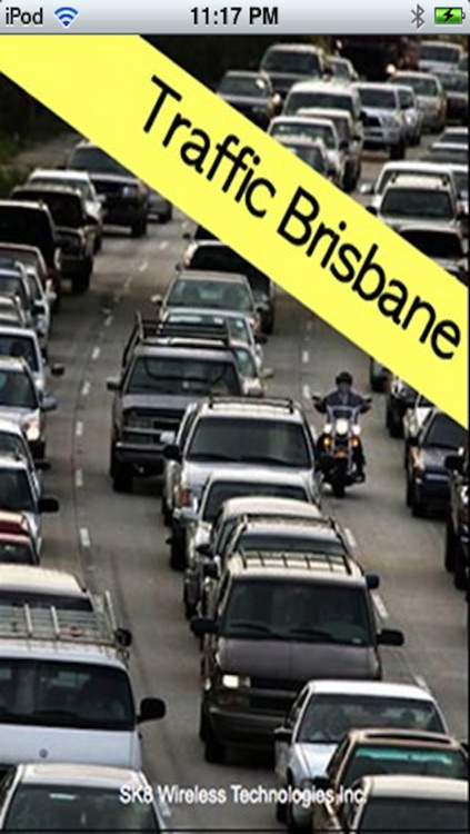 Traffic Brisbane screenshot-0