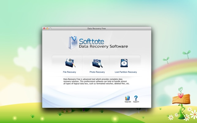 Data Recovery Free on the Mac App Store