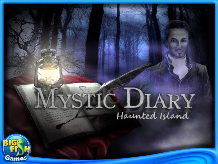 Mystic Diary: Haunted Island HD screenshot-0