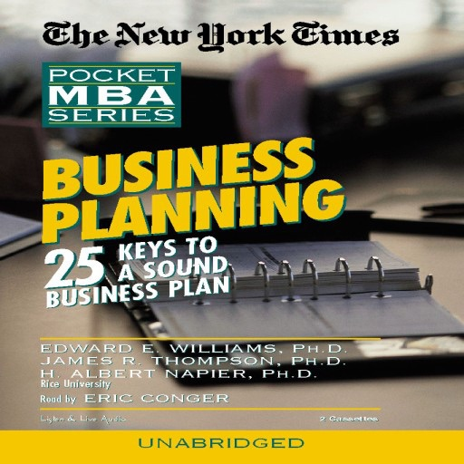 Business Planning (Audiobook)