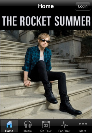The Rocket Summer (Official App)