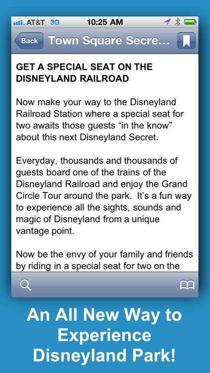 Disneyland Secrets Notescast screenshot-3