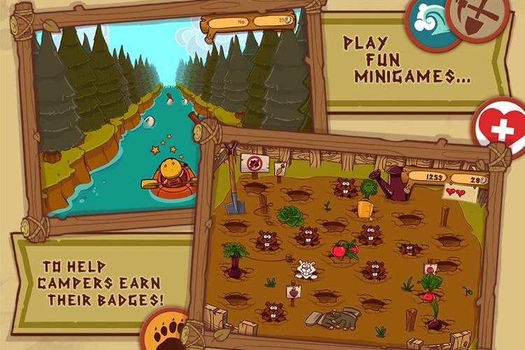 Campers! screenshot-3