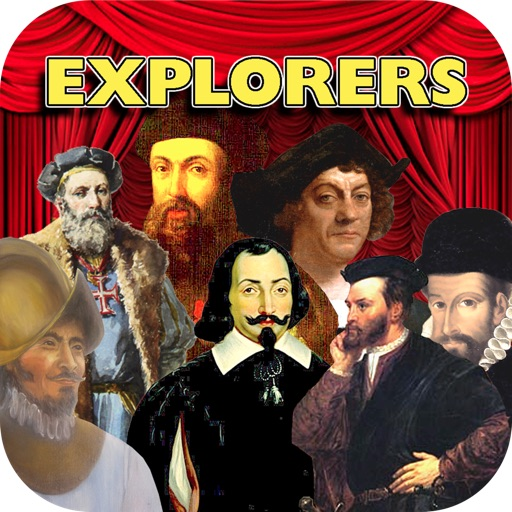 EXPLORERS: The Story of Exploration of the Americas From Before Columbus to Cartier