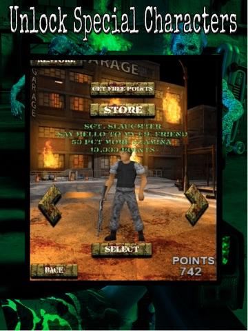 Trigger Shooter Battle Nations vs. Zombies - Dead Hunter World War 2 on Zombie Highway Road HD Lite-ipad-4