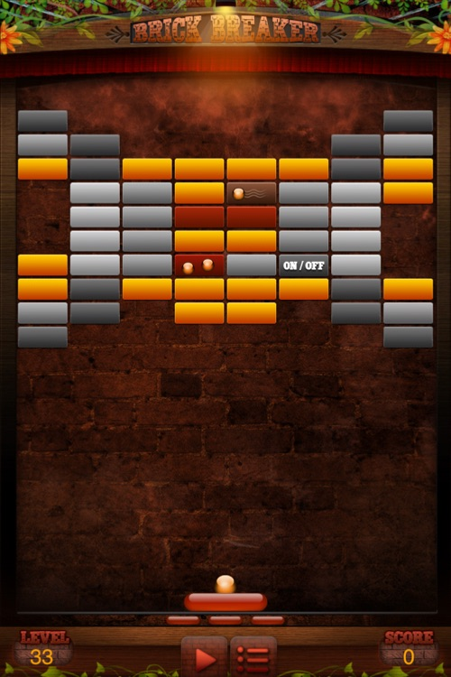 Brick Breaker!! screenshot-1