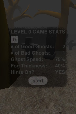 Ghost Buddy 3D Lite screenshot-3