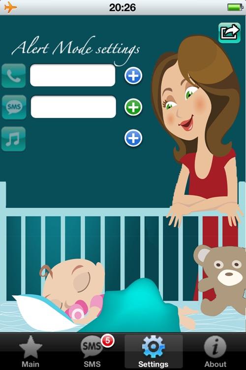 Baby Monitor Plus