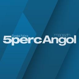5 Perc Angol Magazin