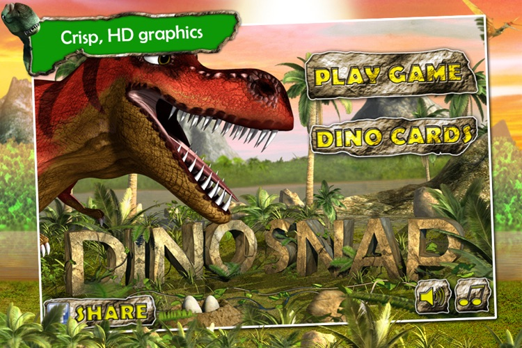 Dino Snap screenshot-4