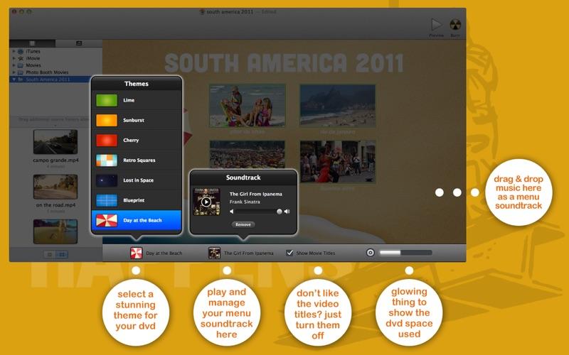 miDVD Pro Screenshot