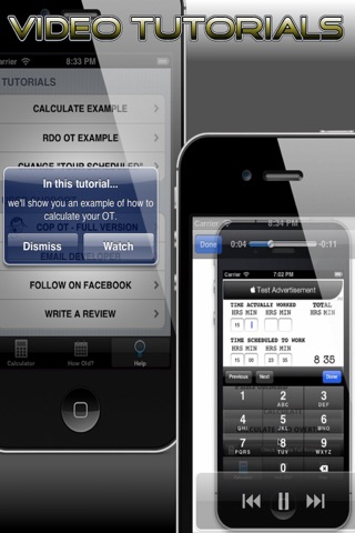 cop s overtime calculator free app data review productivity