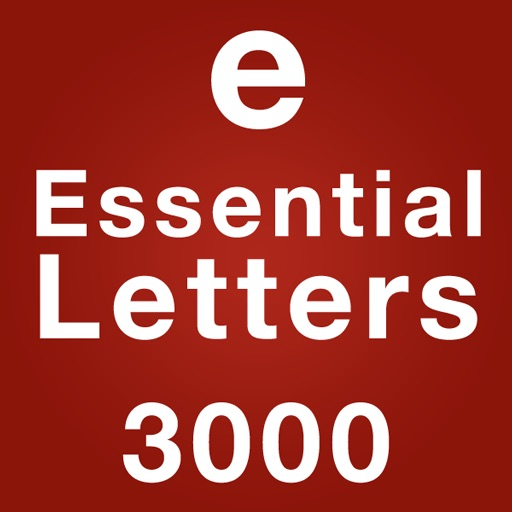 e Letters 3K